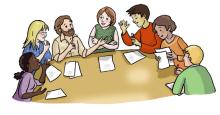 Image de réunion chantiers education