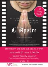 Projection l'Apotre