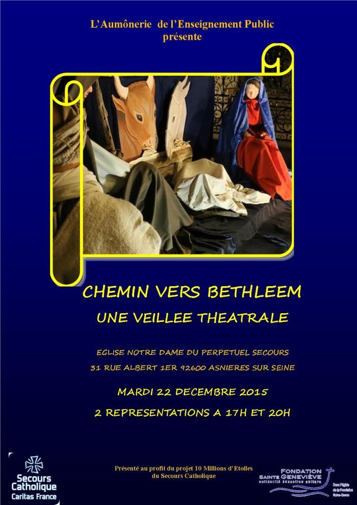 AFFICHE CHEMIN VERS B5