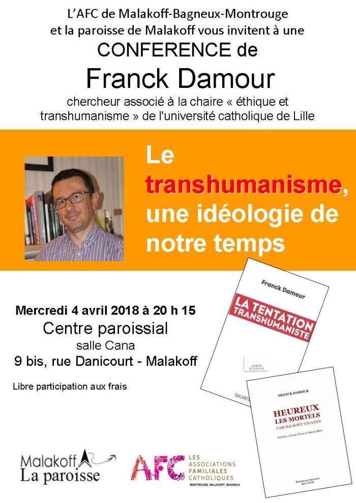 affiche Damour